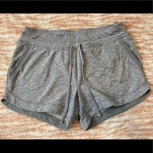 Athleta Shorts, Gray